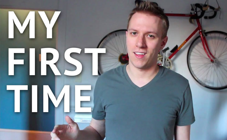 Homosexuality & the Bible: My first time