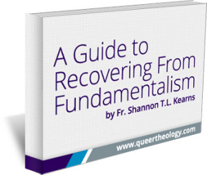 A Guide to Recovering From Fundamentalism by Fr. Shannon T.L. Kearns