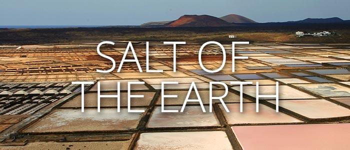 Salt of the Earth: Matthew 5:13-16