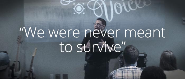 """""""We Were Never Meant to Survive"""" - Queer Theology"""